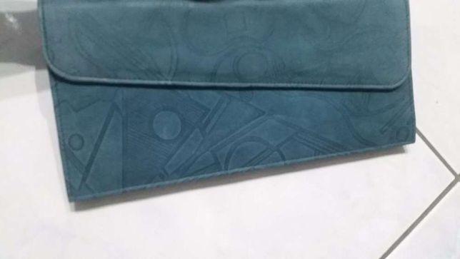kopertówka, torebka portfel, torebka do ręki