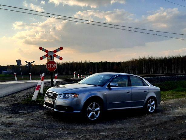 Audi A4 B7 2.0 TFSI 230KM 2006r S-line QUATTRO