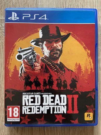 Red Dead Redemption II PL RDR 2 PS4