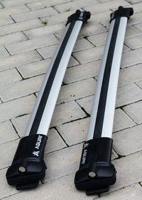 Bagażnik na reling belki Aguri prestige Volkswagen Golf Kombi 09-13
