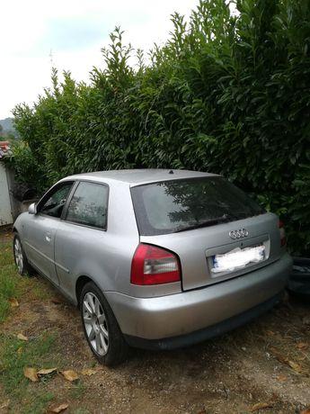 Audi  A3  8l  PD
