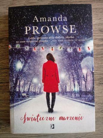 """Amanda Prowse - """"Świąteczne marzenie"""""""