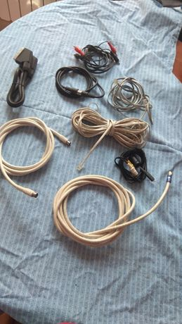 Kable, VGA,DVI, euro,rj22/45,ieee1284, i inne