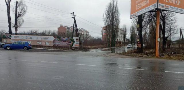 Без % Участок 13 соток с.Белогородка под коммерческое строительство