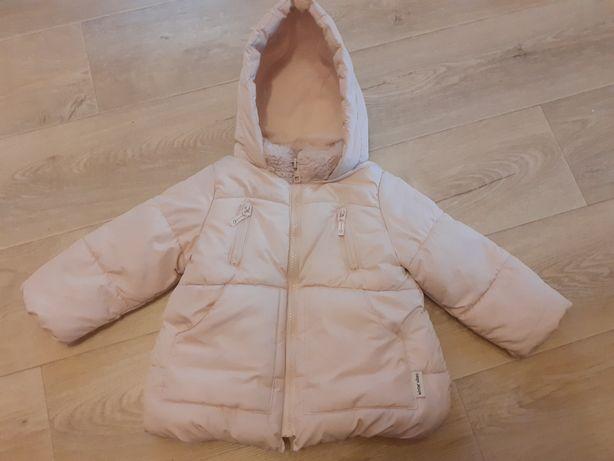 Зимняя Куртка zara 18мес