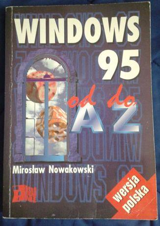 Windows 95 - Mirosław Nowakowski - wersja polska