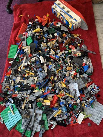 Klocki Lego 5kg star wars indiana jones batman i wiecej