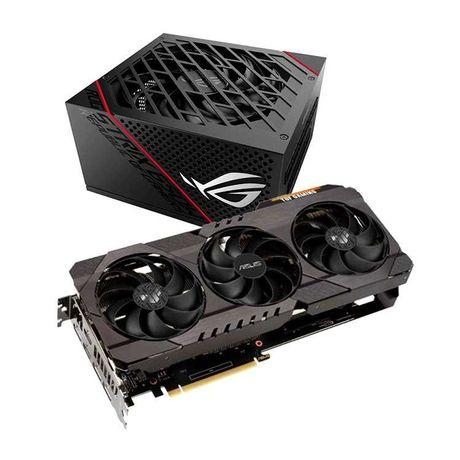Asus TUF Gaming GeForce® RTX 3070 OC 8GB GDDR6 + ROG Strix 650G