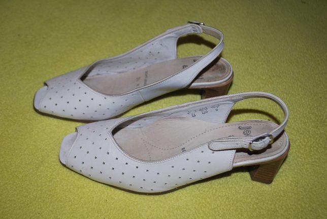 skórzane sandały Ara rozmiar 35