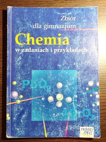 Chemia w zadaniach i przykładach, Zbiór dla gimnazjum