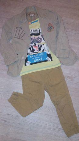 Комплект-костюм на мальчика 110-116