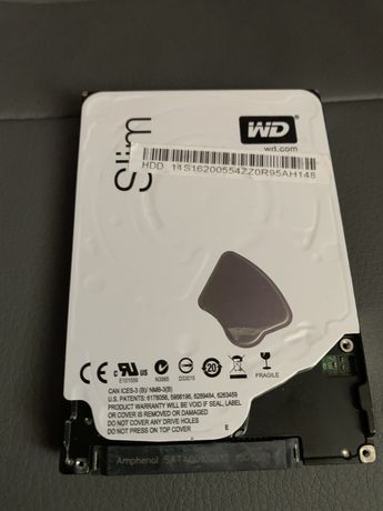 Western Digital HDD WD Blue 1TB 2.5 1000GB (100 % Здоров 2310 Часов )