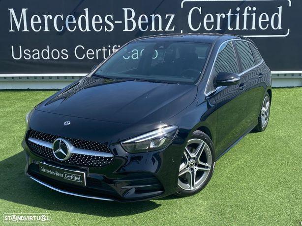 Mercedes-Benz B 180 d AMG Line Aut.