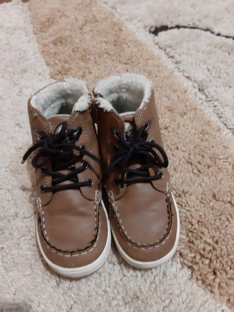 Хайтопи,ботинки, черевики 28р. утеплені (17 см)