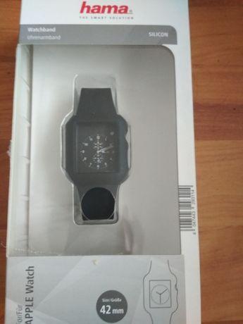 HAMA Pasek do zegarka APPLE Watch 42 lub Apple Watch 38 mm.