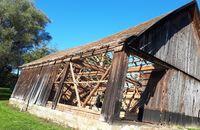 skup starego drewna rozbiórki stodół