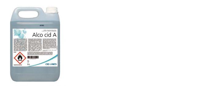 Alco Cid A preparat dezynfekcyjny na bazie alkoholu 5 L