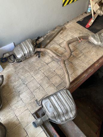 Выхлоп,глушитель,банки,резонатор,труба VW Volkswagen PASSAT B6/B7/CC