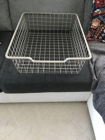 3 cesto para roupeiro Ikea