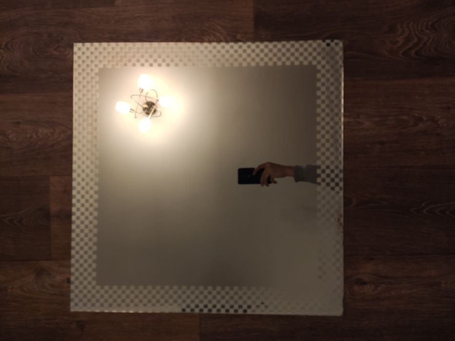 Дзеркало 63*63 см в ванну і не тільки Черкассы - изображение 1
