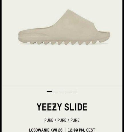 Yeezy slide pure rozmiar 42