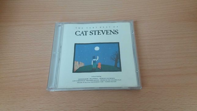 CD The Very Best of Cat Stevens 1990 bdb