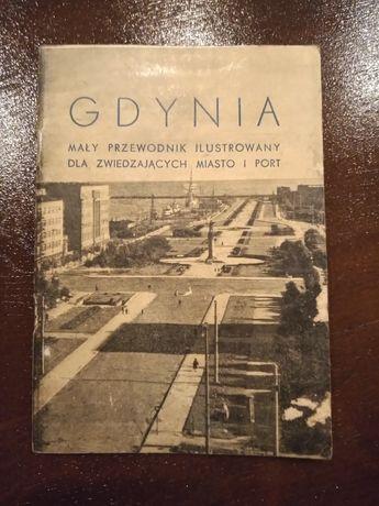 Przewodnik Ilustrowany Gdynia z 1959r.