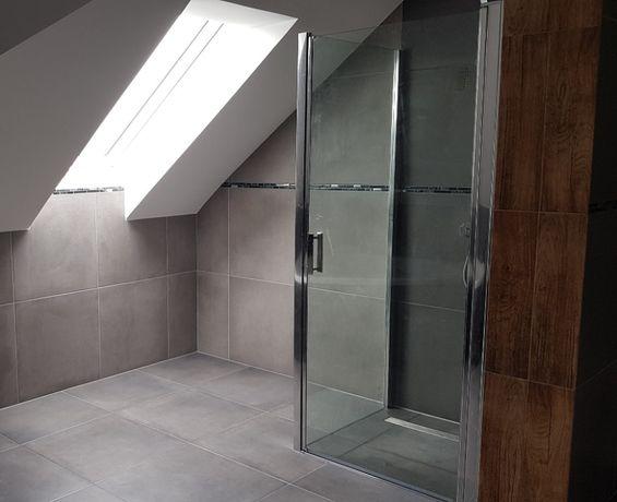 Remonty łazienek, wykańczanie wnętrz.