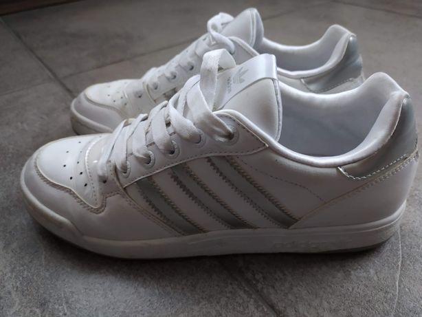 Biale Buty Adidas rozmiar 40