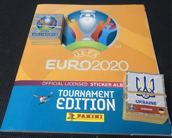 CROMOS EURO 2020 - panini