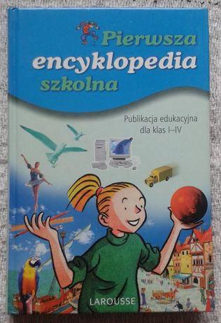 """Pierwsza encyklopedia szkolna"" Marc Pellote"