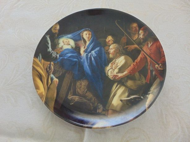 Prato Natal Vista Alegre 1997