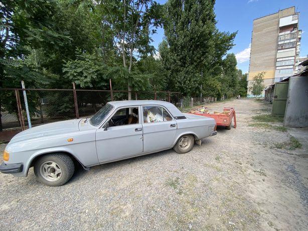 Автомобиль Волга ГАЗ 31029