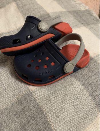 Босоножки сандалии сабо Crocs CROCS