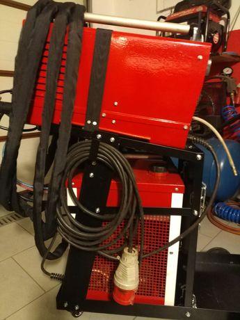 Spawarka Faltig 160 HF .Firmy OZAS w zestawie z chłodnicą OZAS  UCHW-2