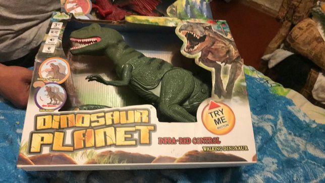 Динозавр Рекс новый