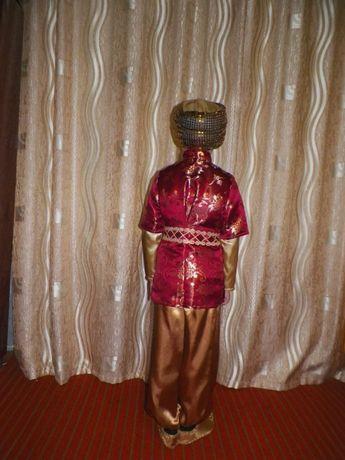 карнавальный,новогодний костюм султана 128см