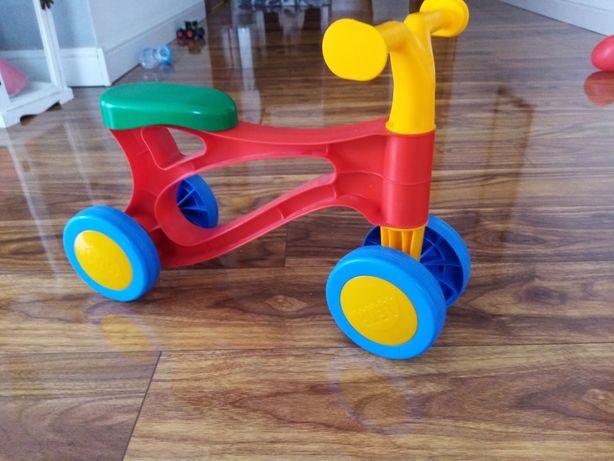 Pchacz rowerek dla dzieci