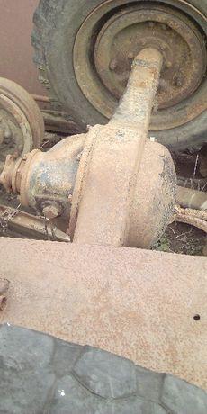 Продам задній міст чулок редуктор передня балка газ 53-3307