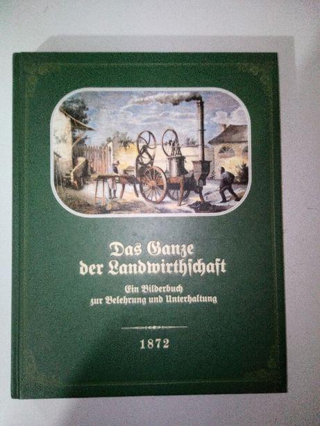 Reprodução de Livro de 1870 em estado Novo