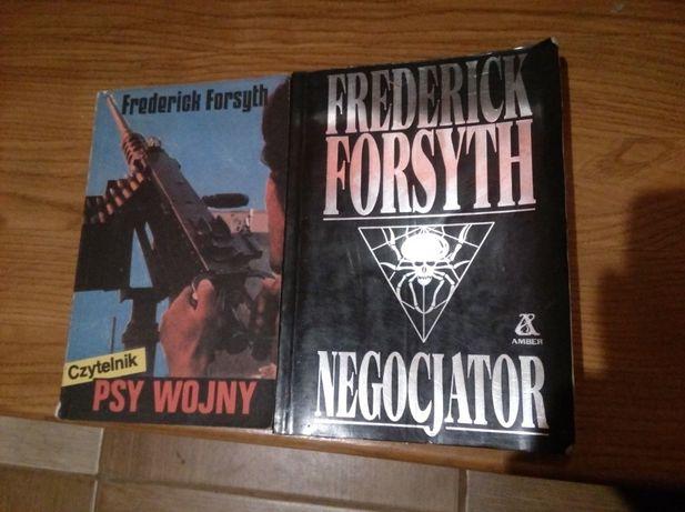 Frederick Forsyth Psy Wojny Negocjator