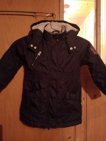 Курточка  парка для дівчинка