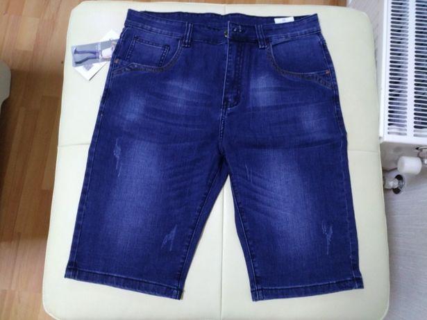 Новые джинсовые шорты