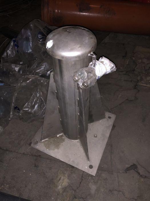 Горловина ревизионная сливная нержавейка Красноармейск - изображение 1