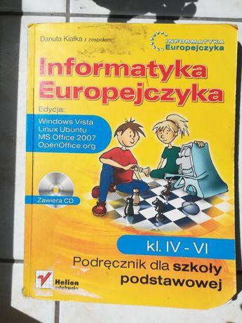 Informatyka Europejczyka Helion klasy 4-6