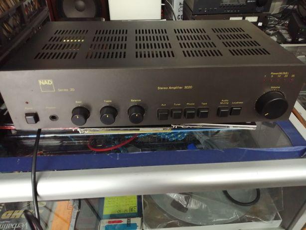 NAD 3020 Series20 Kultowy wzmacniacz