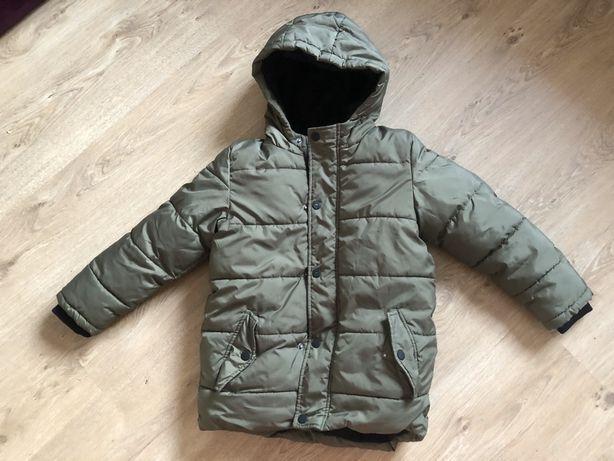Куртка Next зима осень 5-6 лет 116 см