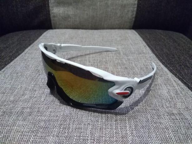 Okulary przeciwsłoneczne na rower