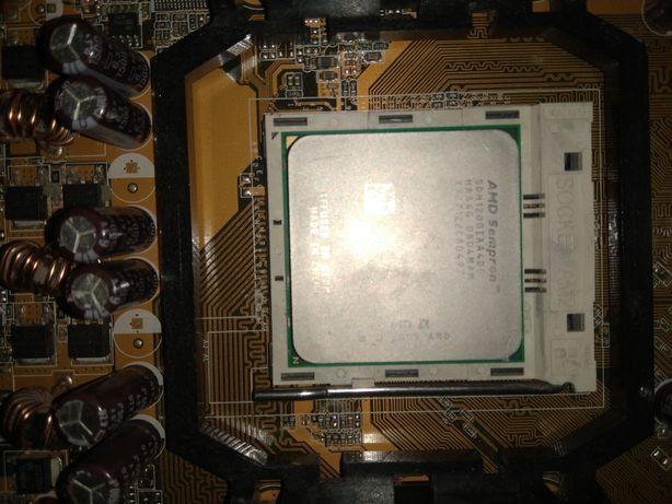Продам материнську плату ам2+процесор+памя'ть