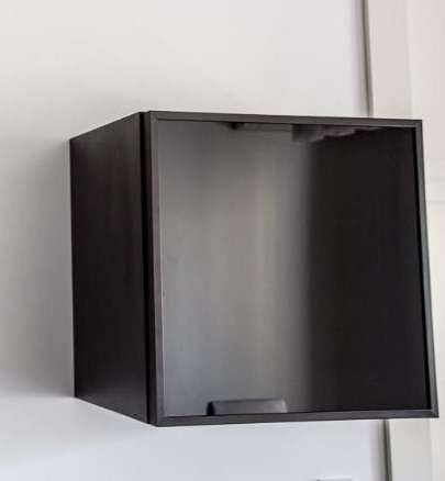 Mobiliário Sala - Cubo suspenso